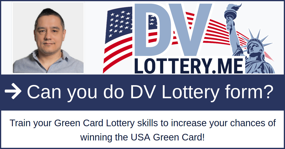 DV Lottery Photo Checker